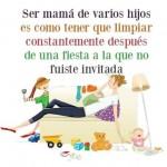 Imagenes para mamas con muchos hijos