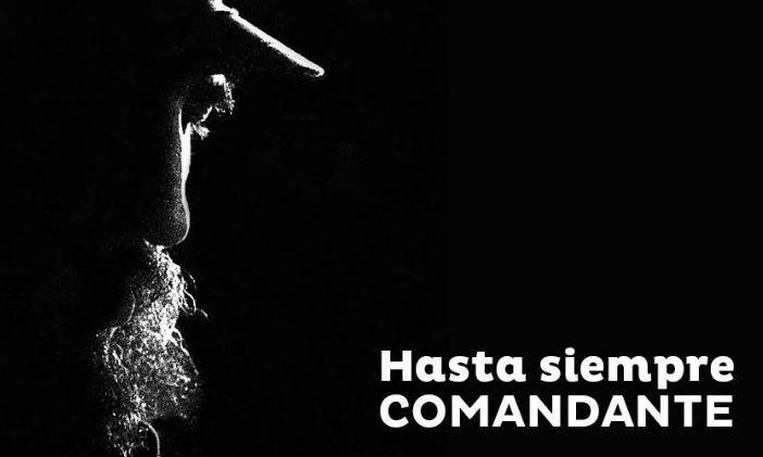 Imagenes por la muerte de Fidel Castro