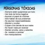 Imagenes sobre personas toxicas