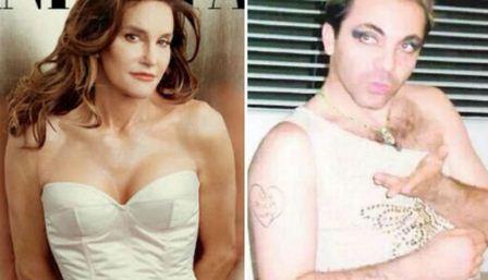 Memes graciosas de Cristian Castro vestido de mujer