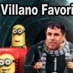 Memes graciosas de la fuga del Chapo con Mi Villano Favorito