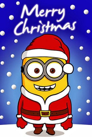 Minions imagenes para navidad