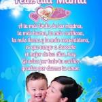 Postales con frases cortas para el día de la madre