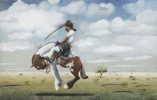 Postales para el dia del gaucho argentino