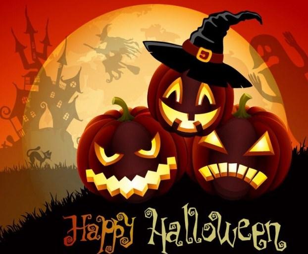 Postales para halloween