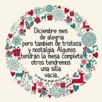 Recordar a alguien en navidad