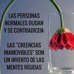 Reflexiones sobre personas normales
