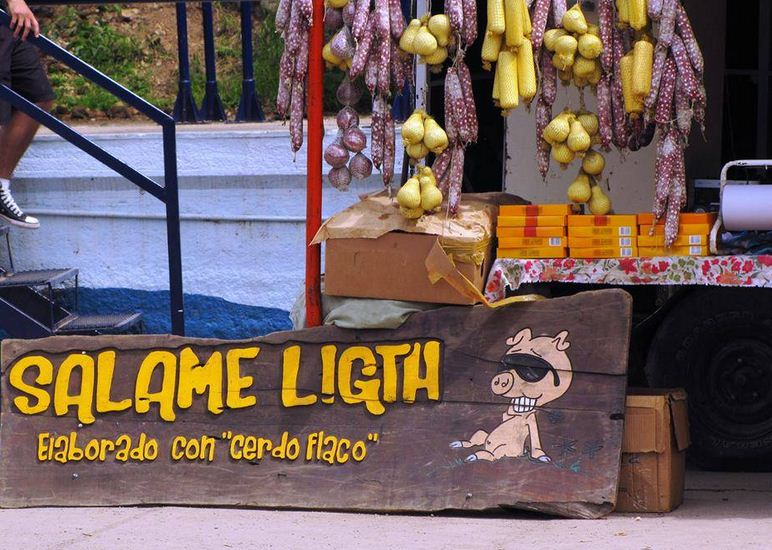 Salame light