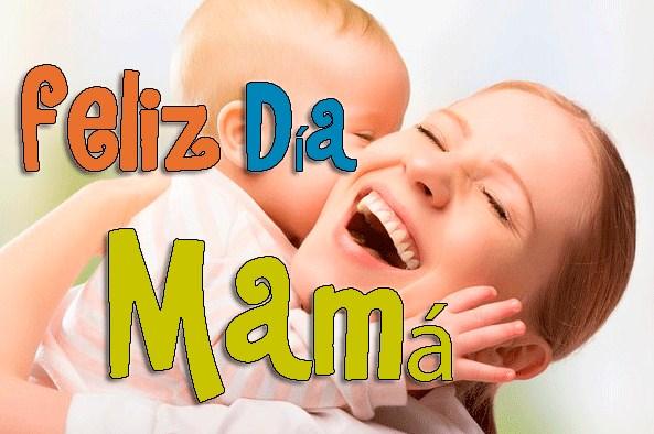Tarjetas con la frase feliz dia de la madre