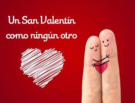 Te amo para el 14 de febrero