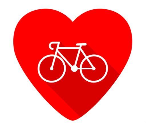 Yo amo andar en bicicleta