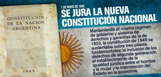 cartelera dia de la constitucion nacional argentina