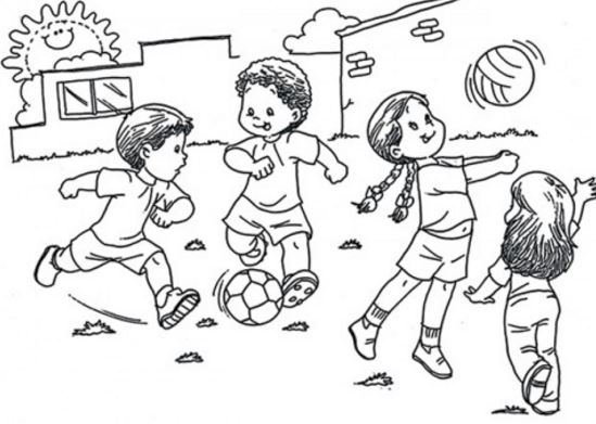 dia internacional del deporte para el desarrollo y la paz para ñiños