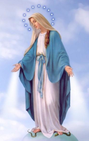 feliz dia de la inmaculada concepcion