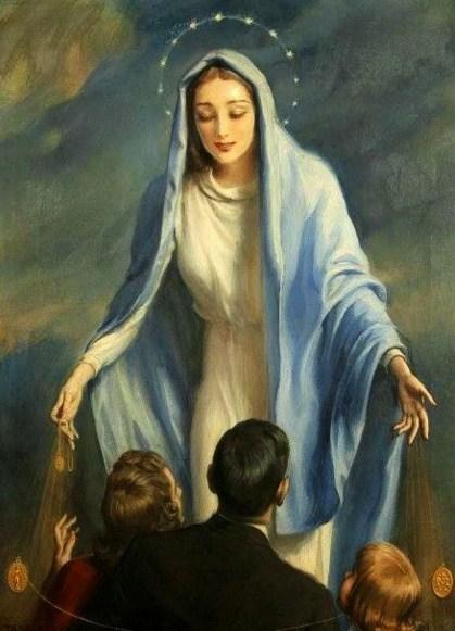 feliz dia de la inmaculada