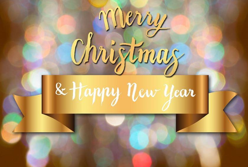feliz navidad y prospero año nuevo en ingles