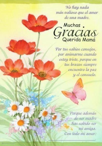 frases para el dia de la madre