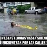 Fotos chistosas de la lluvia
