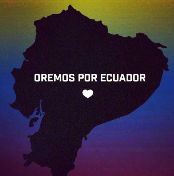 , imagenes de luto para ecuador
