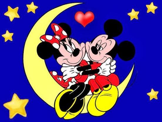 imagenes de mimi y miki mouse