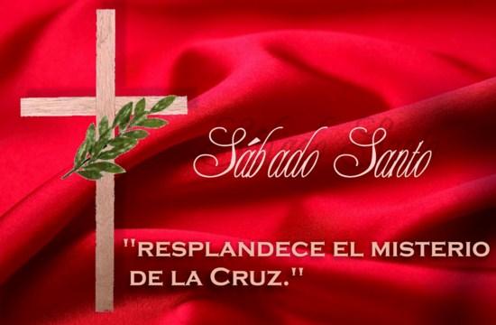 imagenes de sabado santo para facebook