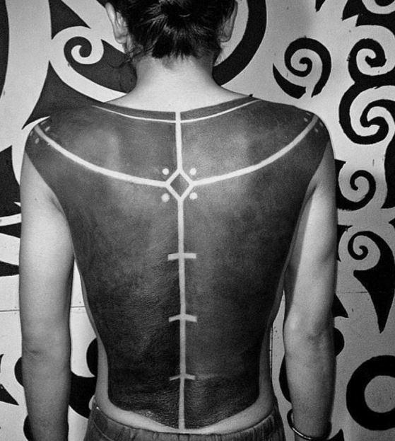 imagenes de tatuajes blackout
