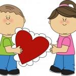 Imagenes de san valentin para niños