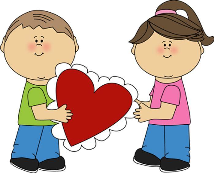 imagenes del dia de san valentin para niños
