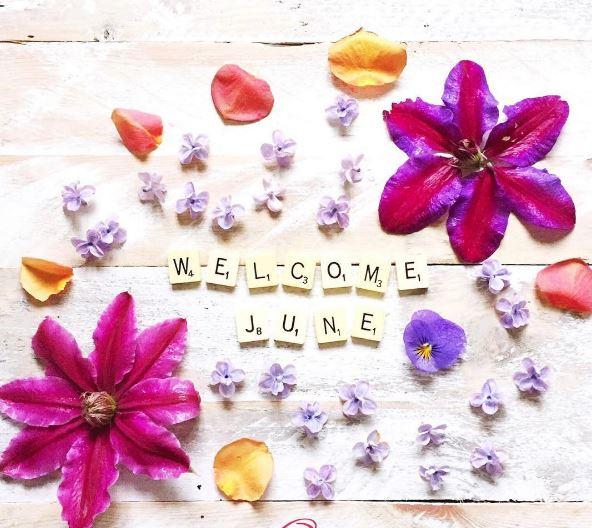 imagenes del mes de junio para compartir en facebook