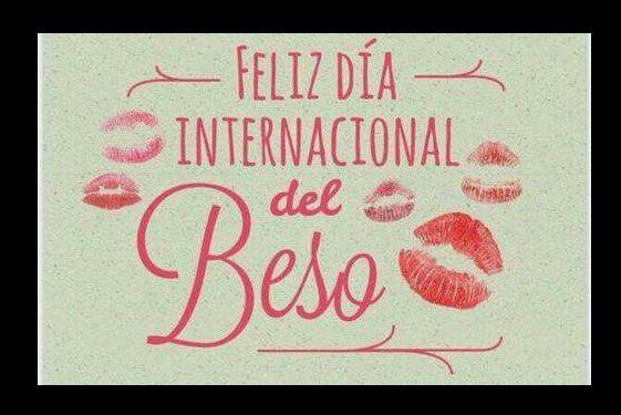 imagenes dia internacional del beso 2016