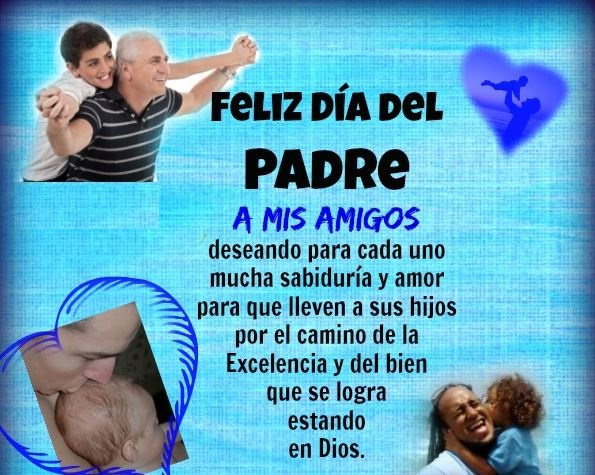 imagenes feliz dia del padre para mis amigos