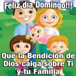 Imagenes feliz domingo familiar