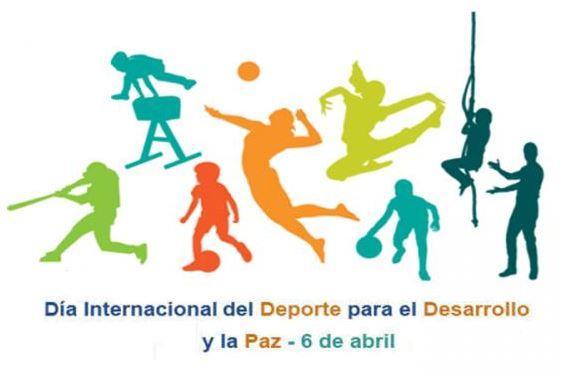 imagenes para el dia internacional del deporte para el desarrollo y la paz