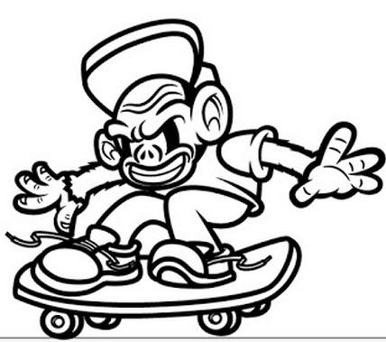 mono skater