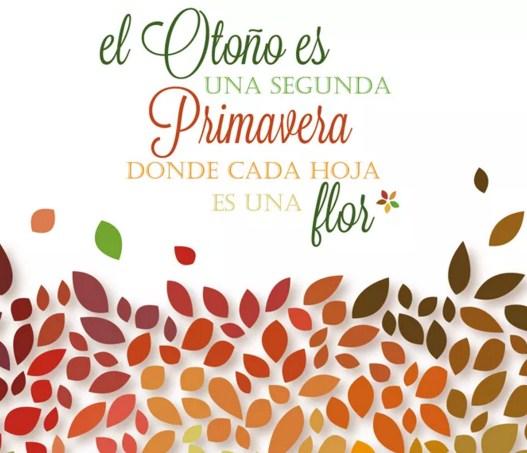 nuevo otoño frase
