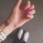 Imagenes de tatuajes en la muñeca