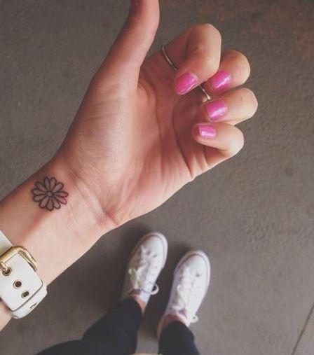 tatuajes en la muñeca chiquitos